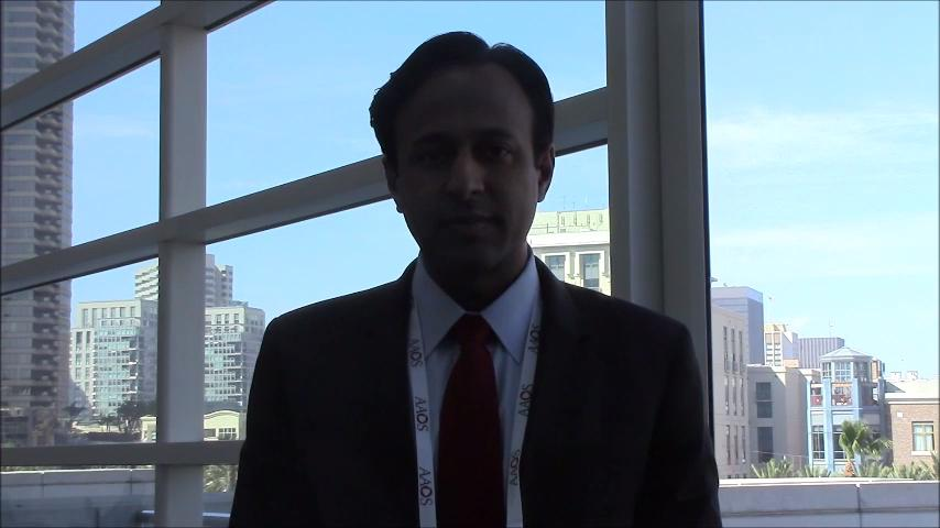 VIDEO: Konda discusses novel risk, cost prediction tool used after orthopedic trauma