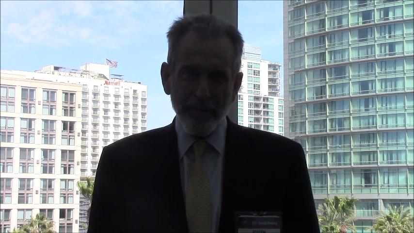 VIDEO: Zuckerman discusses mortality risk in patients who sustain periprosthetic hip fractures