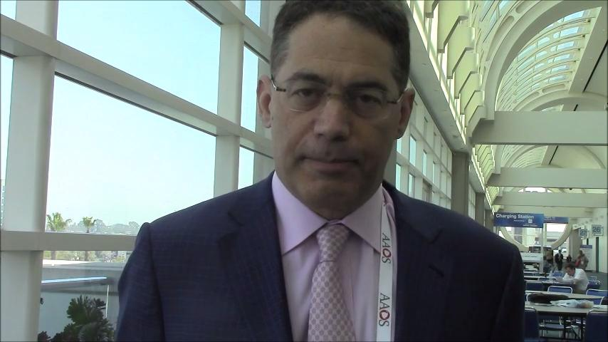 VIDEO: Warner discusses future of virtual planning in shoulder arthroplasty