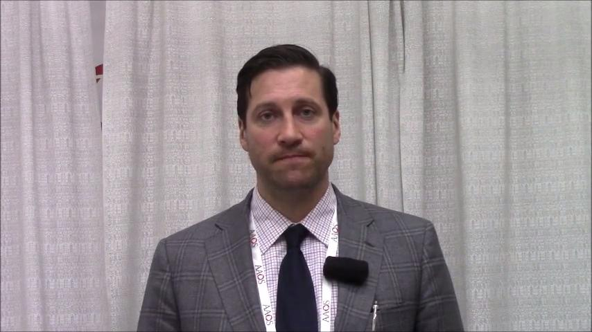 VIDEO: Domb discusses outcomes after arthroscopy for acute, chronic labral tears in adolescents