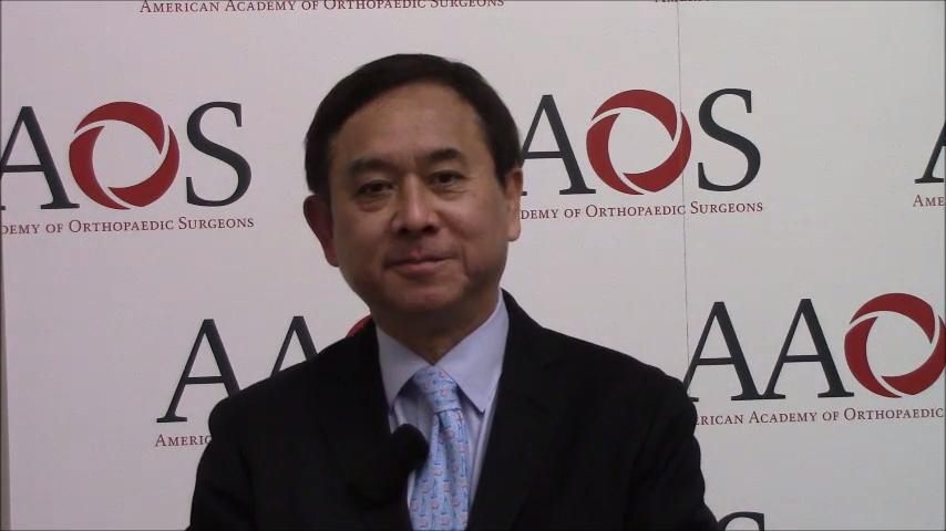 VIDEO: Fu speaks about anterolateral knee capsule as sheet of tissue, not a ligament