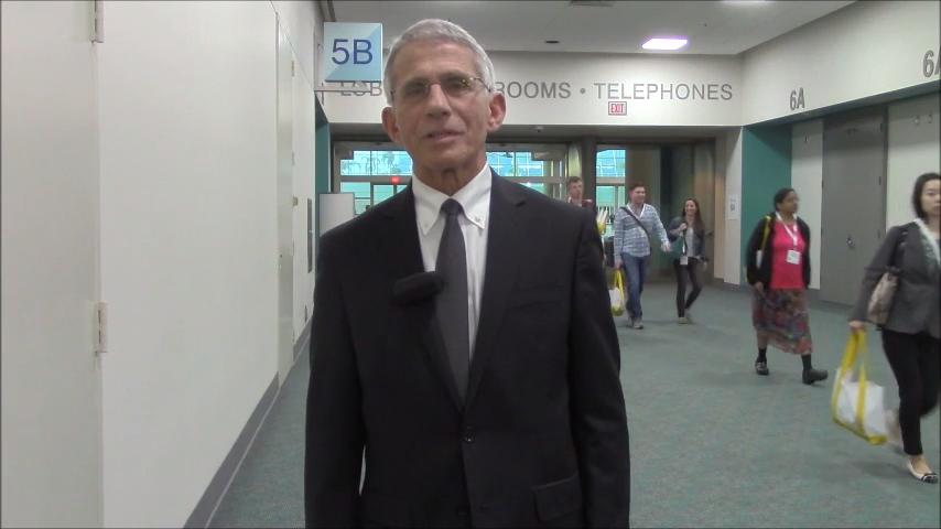 Fauci expects less impact from Zika virus in Americas in 2017