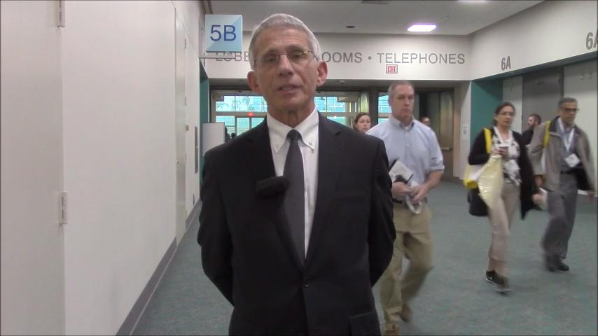VIDEO: Fauci offers direction on introducing peanuts to infants
