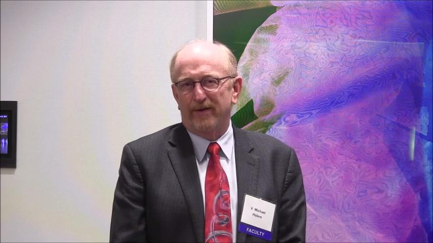 VIDEO: Holers discusses prevention of rheumatoid arthritis