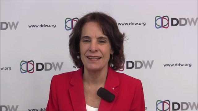 VIDEO: DDW Council Chair optimistic about gender, minority diversity in GI