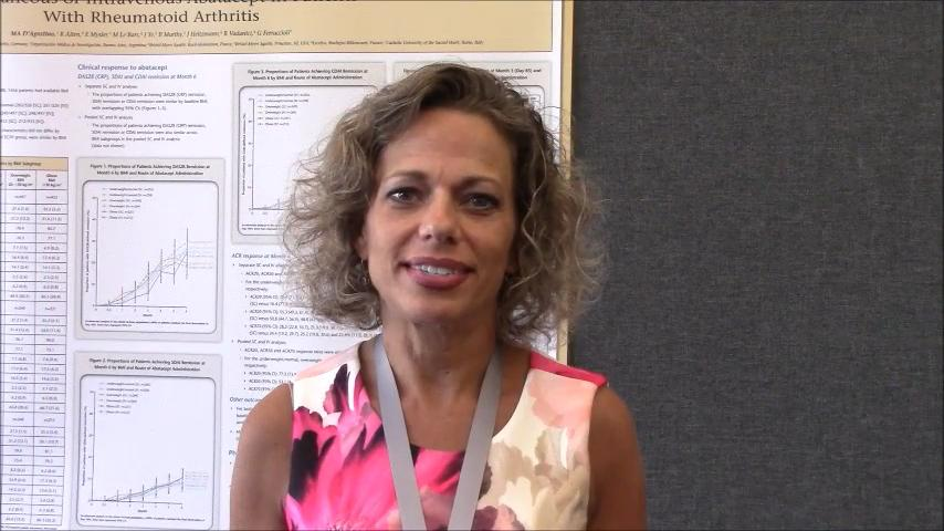 VIDEO: Interstitial lung disease on the rise in patients with RA, despite better control of RA
