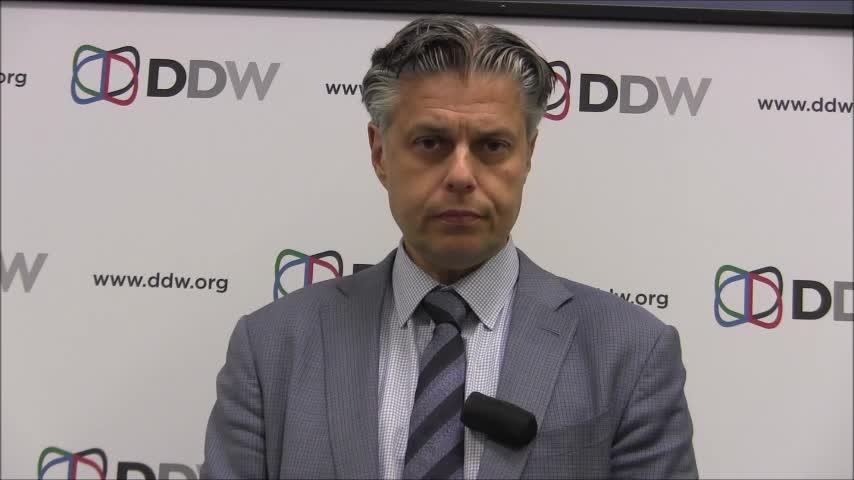 VIDEO: Older age, more severe IBS linked to relapse after treatment with Xifaxan