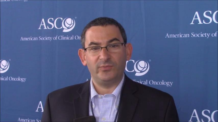 VIDEO: Combination regimen 'viable, effective' for follicular lymphoma