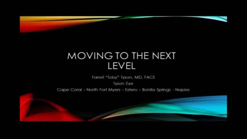 VIDEO: Moving to the next level
