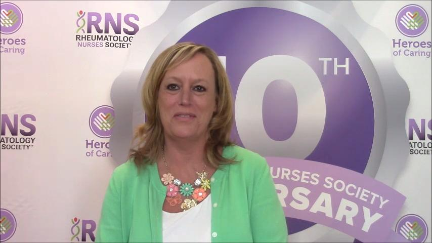 VIDEO: Reactions to rituximab are rare, but may happen during first infusion