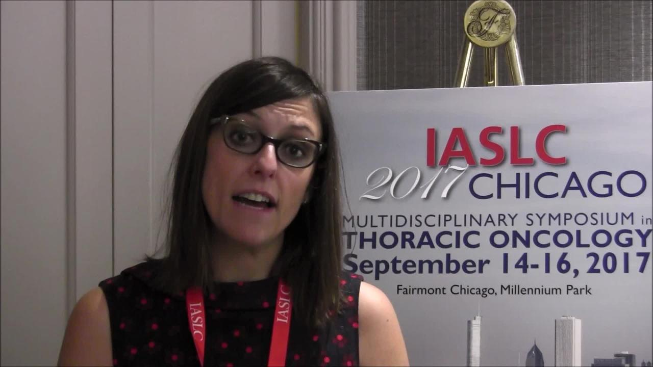 VIDEO: Stereotactic ablative radiotherapy, nivolumab trial warrants further investigation