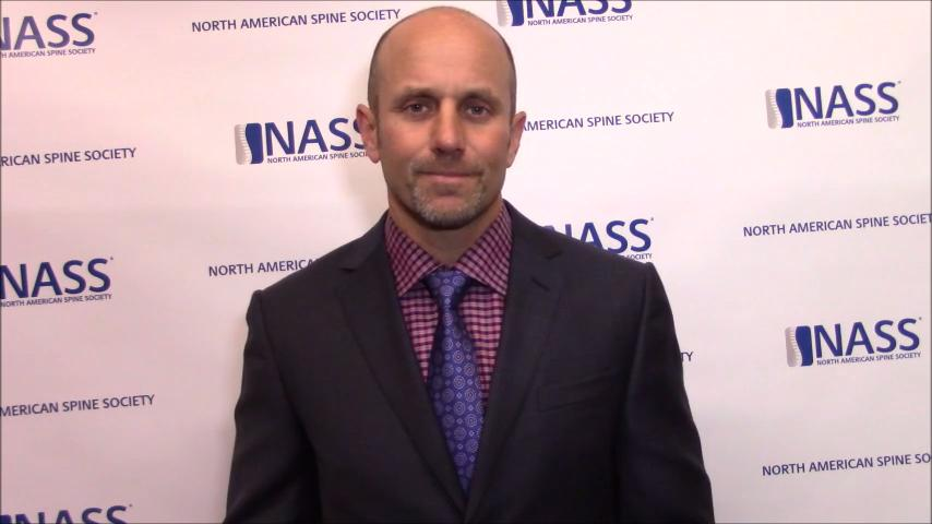 VIDEO: Addition of silicon nitride particles reduce live bacteria in PEEK implants