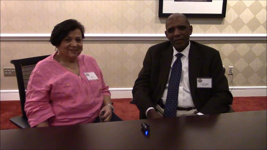 VIDEO: IAAPOC officers share viewpoints at end of meeting