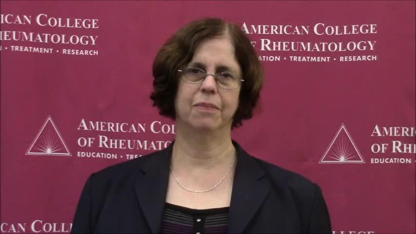 VIDEO: Significant improvements for skin disease activity seen in patients with dermatomyositis treated with anabasum