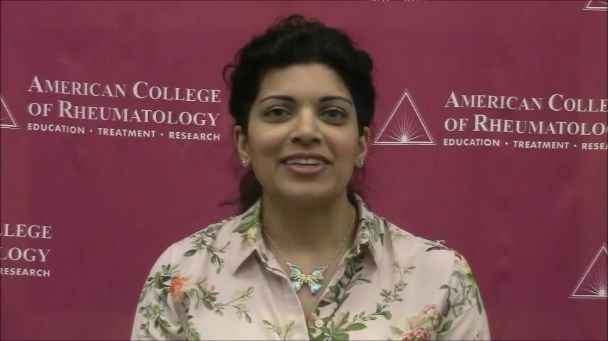 VIDEO: No increased safety risk associated with increasing tocilizumab exposure