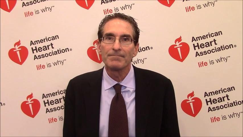 VIDEO: Advances in MI treatment highlighted at AHA 2017