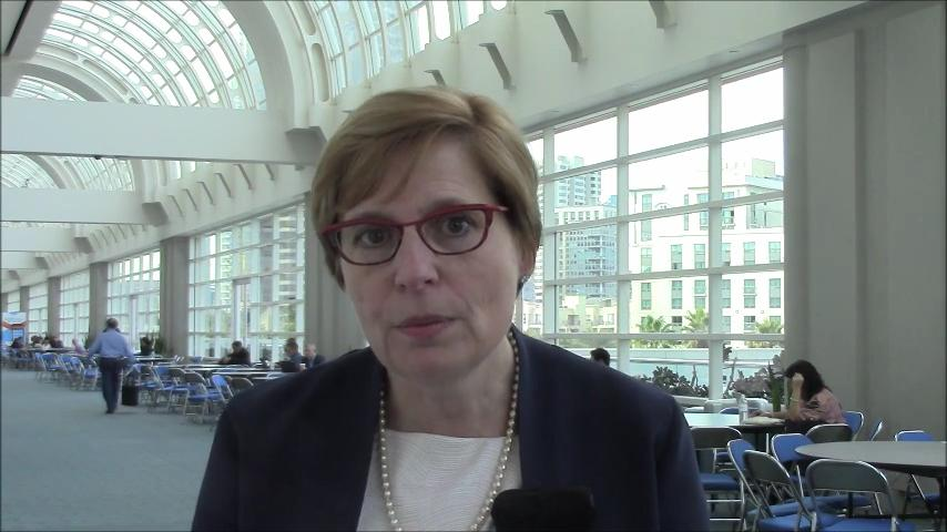 VIDEO: Therapeutic targets for spondyloarthropathies include IL-17, JAK