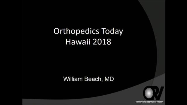 VIDEO: Presenter discusses pearls for cartilage lesions of the patella and trochlea