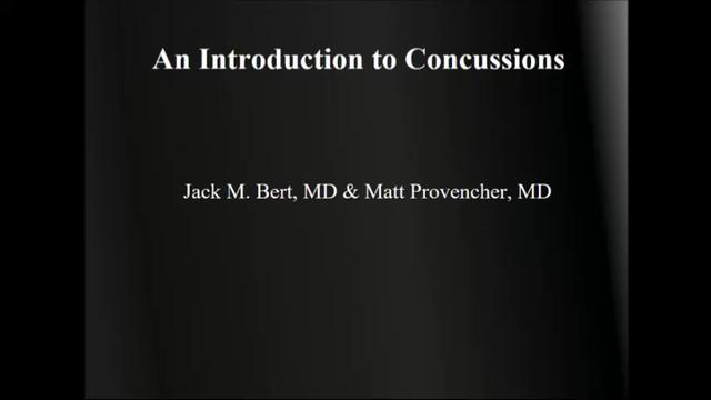 VIDEO: Presenter speaks to concussions, chronic traumatic encephalopathy