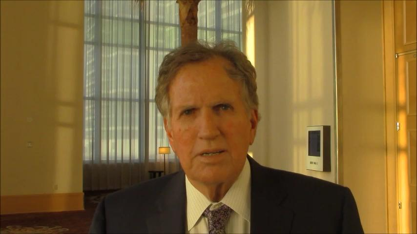 VIDEO: Barry Katzen, MD, highlights the changing landscape of endovascular therapy