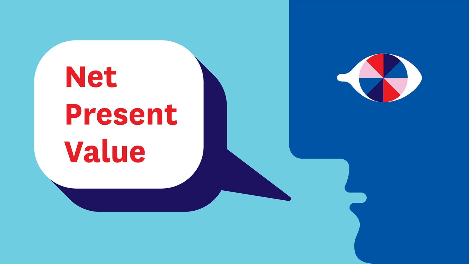 the refresher  net present value
