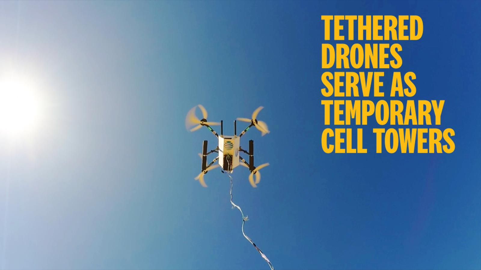 3 ways drones are changing telecom