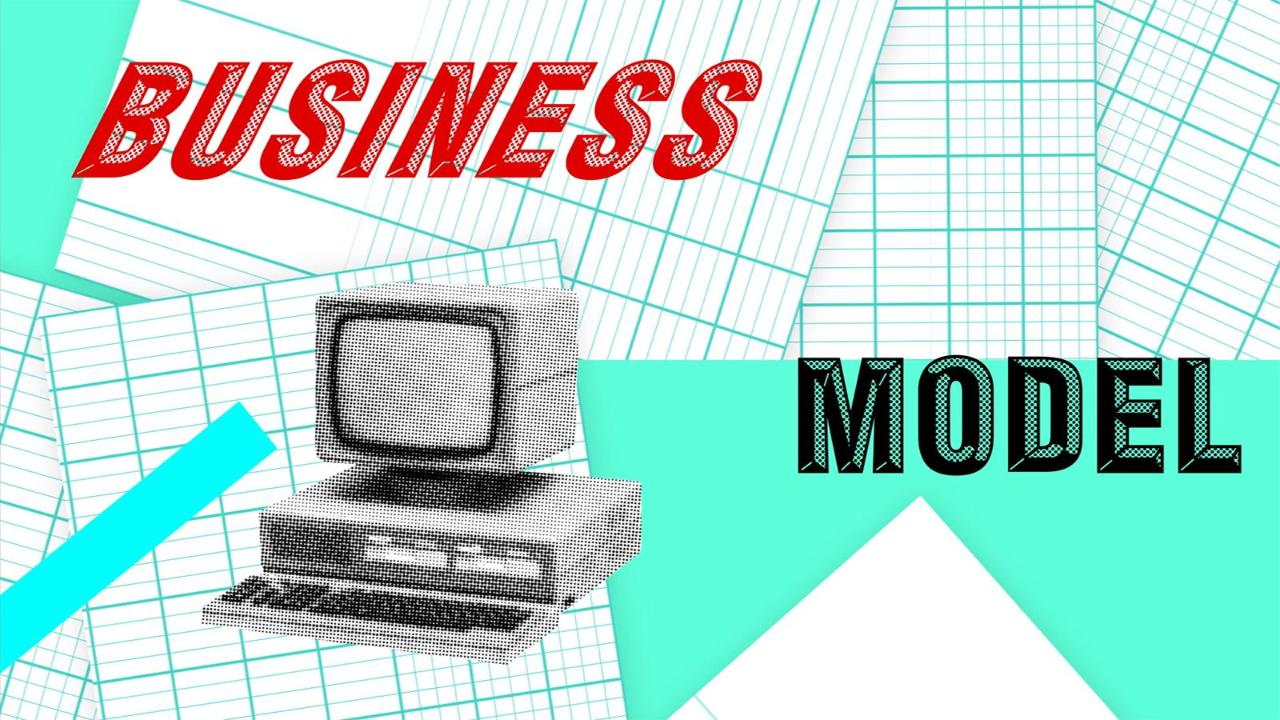 Explainer Whats Difference Between >> The Explainer What Is A Business Model Hbr Video