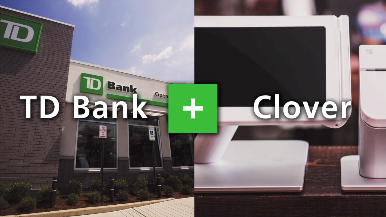 TD Bank Merchant Solutions | POS Systems & Solutions For Business