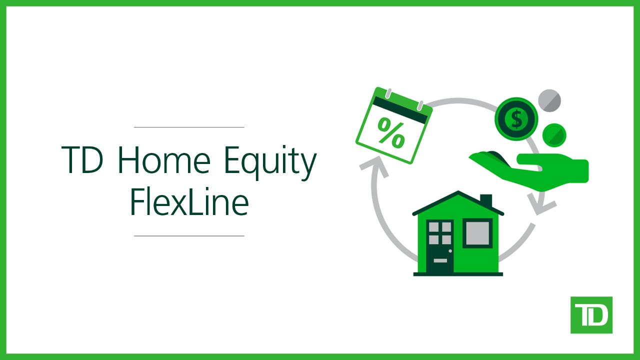 td home equity flexline - td canada trust
