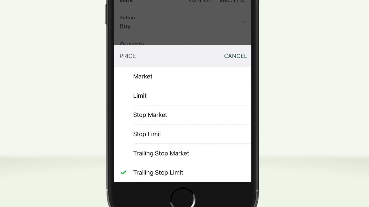 TD Trading App – TD Direct Investing