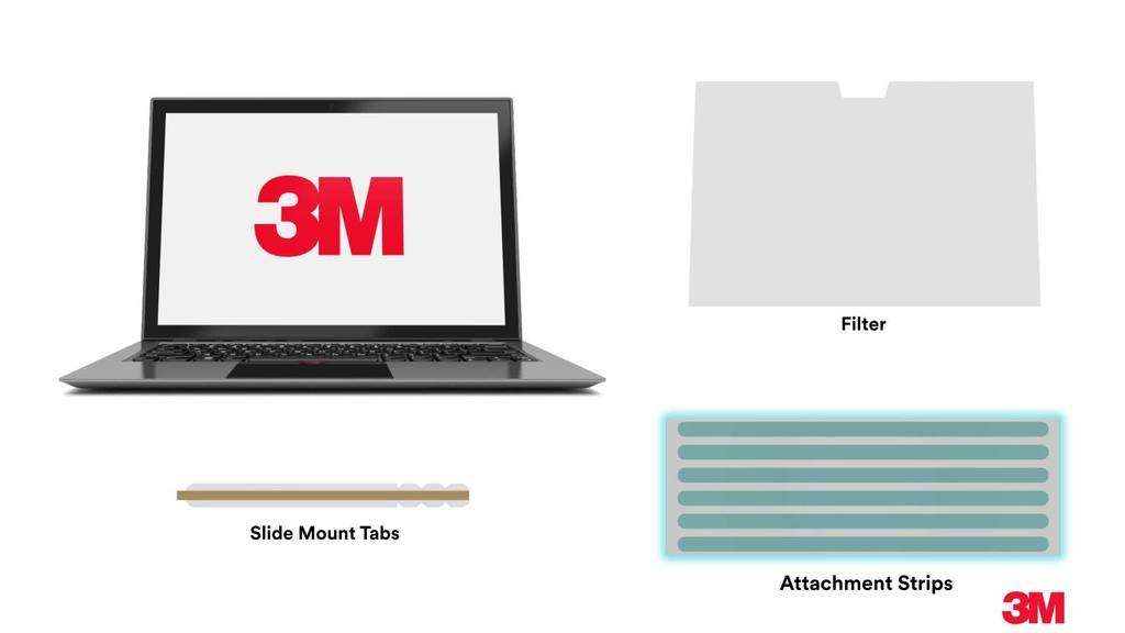 Installation and Care   Privacy and Screen Protectors   3M