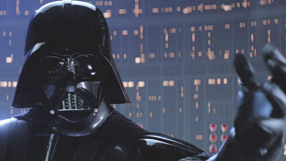 "81b1c7dd You've been lied to, Darth Vader never said ""Luke, I am your father"" in  Star Wars"