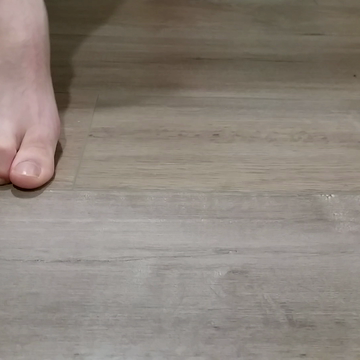Regret, Moist pushy and barefeet can