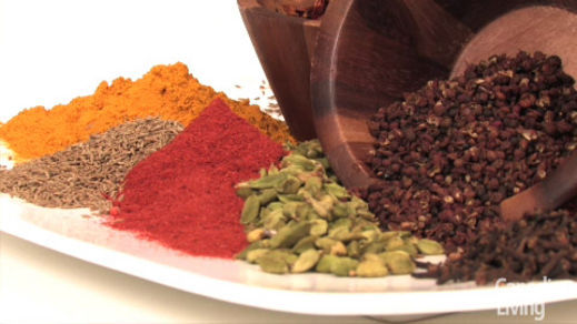 Best Ways with Spices