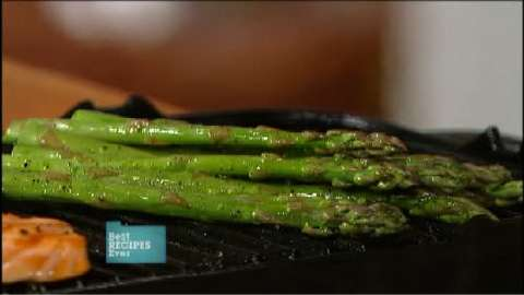 Learn how to perfectly grill asparagus