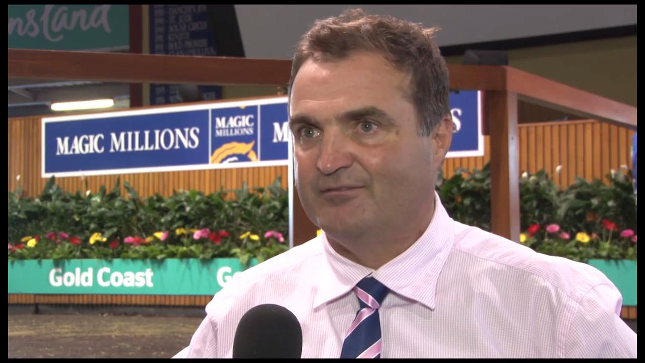 Magic Millions day one wrap up