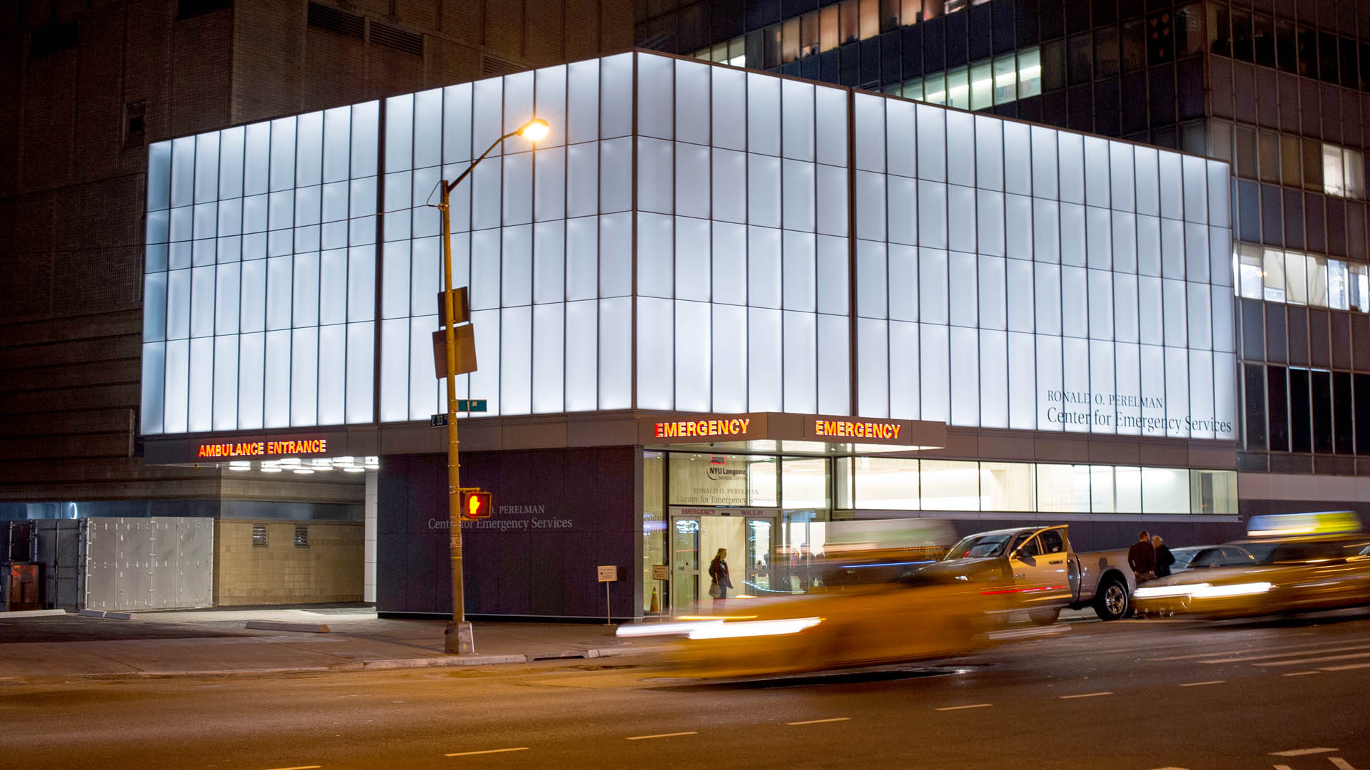 Ronald O. Perelman Center for Emergency Services | NYU Langone Health