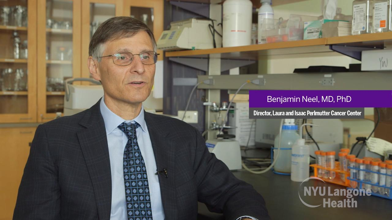 NYU Langone's Perlmutter Cancer Center Earns Comprehensive Status