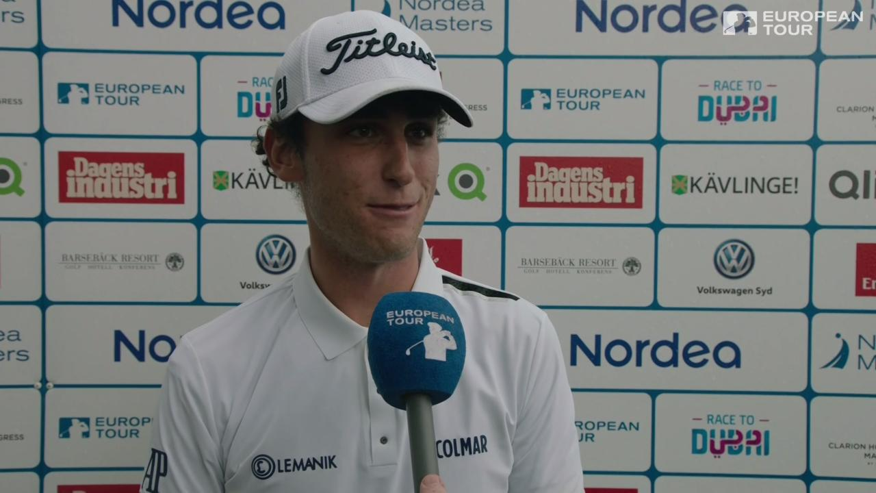 This win means so much - Paratore