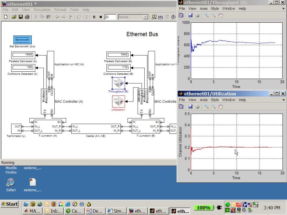 Ethernet Simulation and Bus Modeling - Video - MATLAB & Simulink