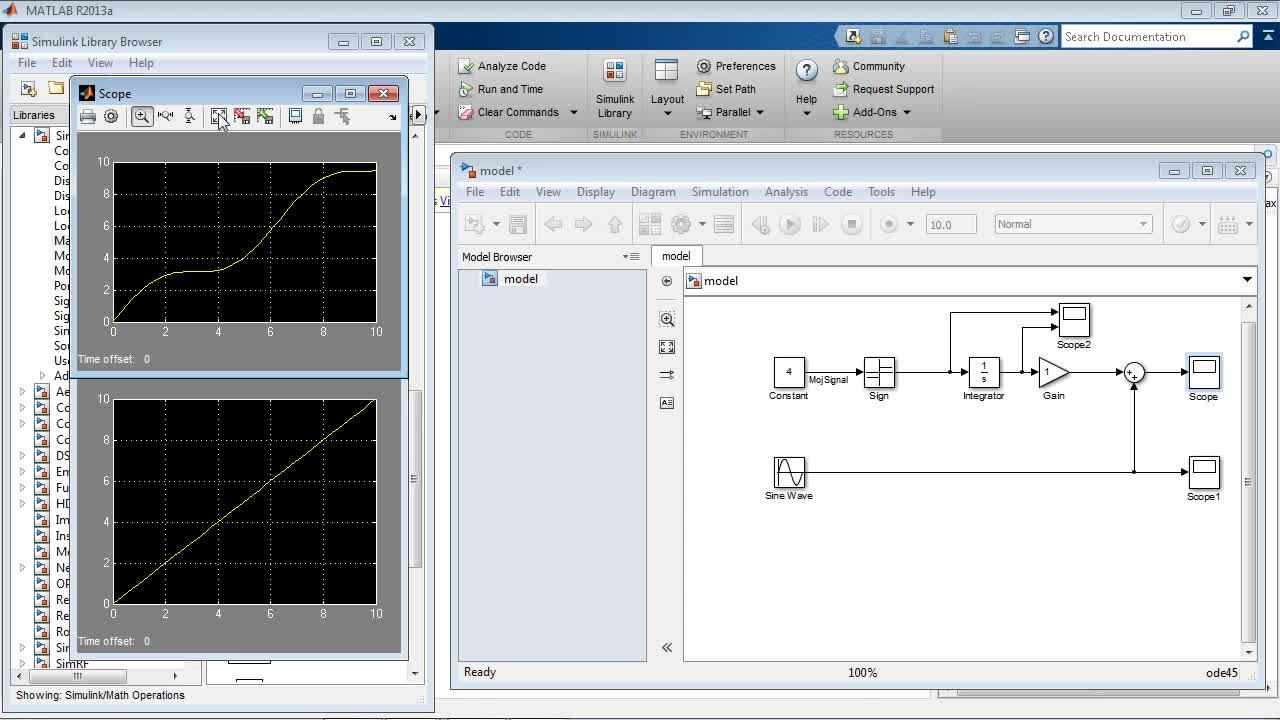 Displacement control of a quadcopter file exchange matlab central.