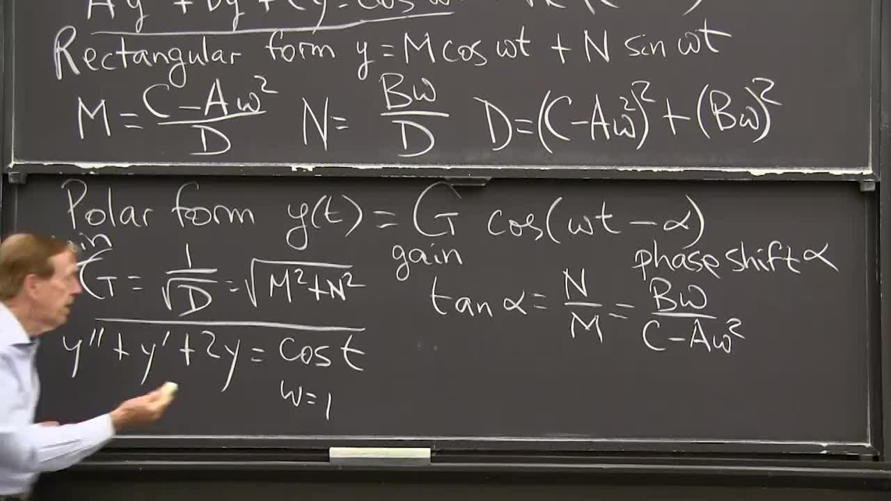 Differential Equations and Linear Algebra, 2 4b: Second