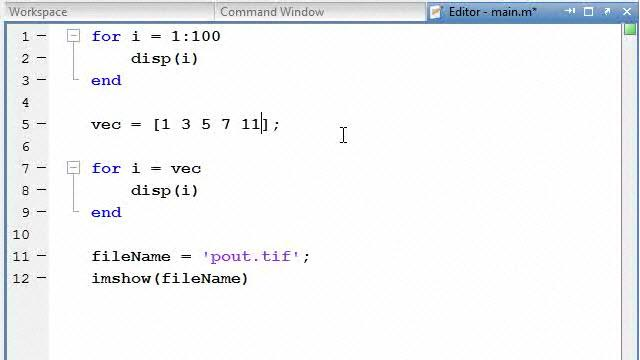 Expression Evaluation in MATLAB - Video - MATLAB