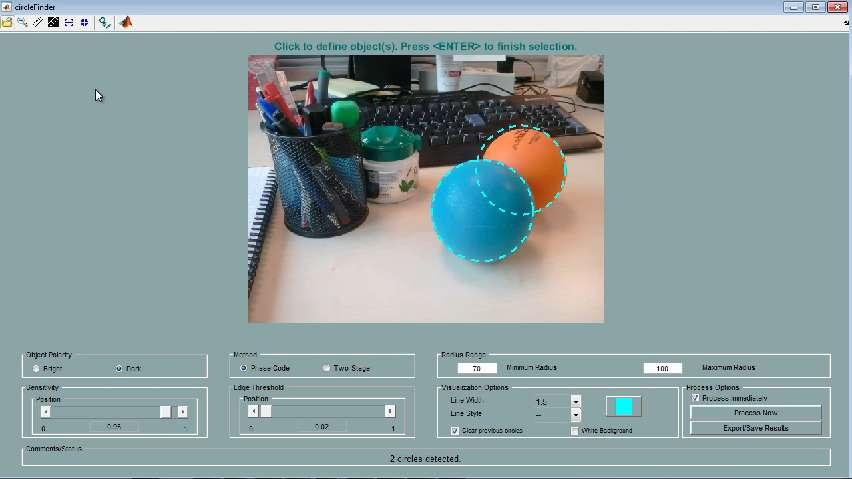 Finding Circles in Images Using MATLAB - Video - MATLAB