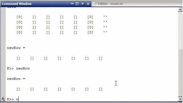 How to Add to a Cell Array in MATLAB - Video - MATLAB