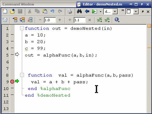 Nested Functions - Video - MATLAB