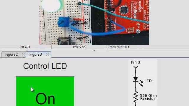 Arduino and MATLAB: Reading Inputs and Writing Outputs - Video - MATLAB
