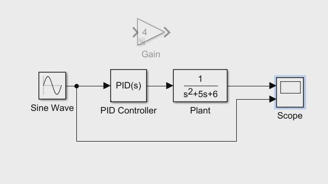 Getting Started with Simulink, Part 2: Adding a Controller