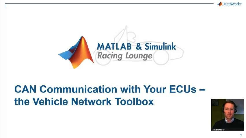CAN Communication with Your ECUs and the Vehicle Network