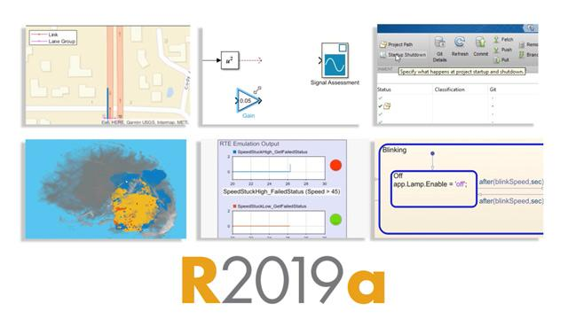 Release 2019a Highlights Video - MATLAB